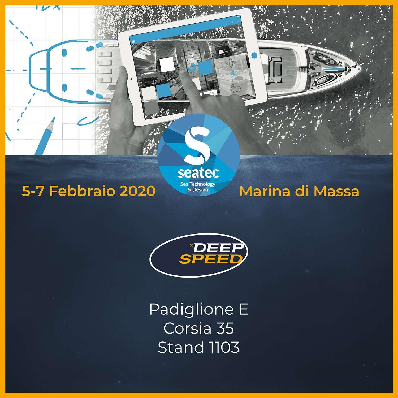 DeepSpeed sarà presente al Seatec di Carrara 2020