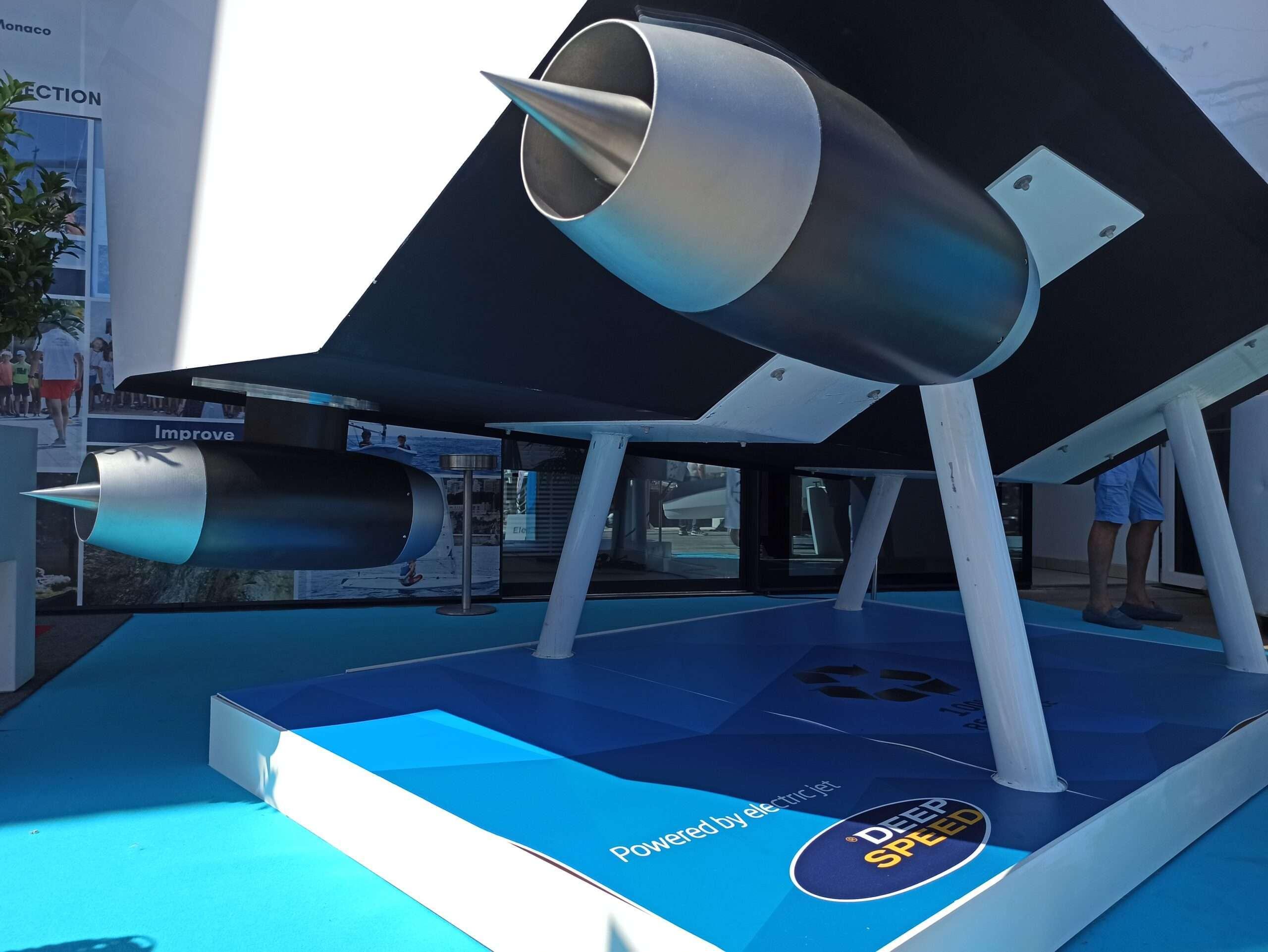Sealence all'8° Monaco Energy Boat Challenge a fianco di Amer Yachts